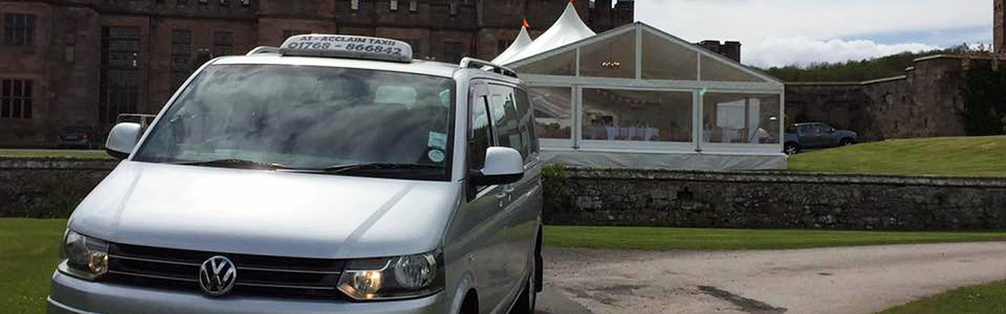 Penrith wedding taxi