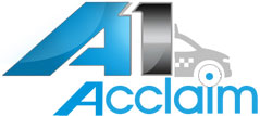 Logo: A1 Acclaim Taxis Penrith